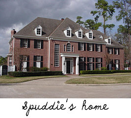 Spuddie's house